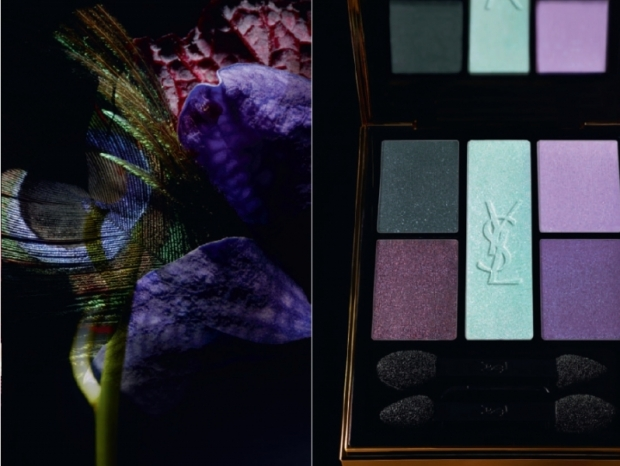 YSL Fall 2011 Eye Makeup Palette