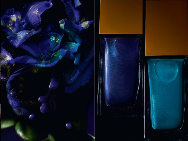 YSL Fall 2011 Nail Polishes