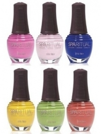 SpaRitual Truth Nail Polish Collection