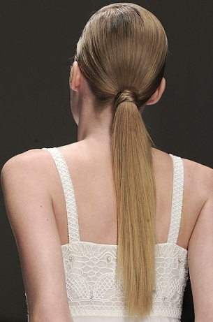 Summer 2011 Ponytail Hairstyles