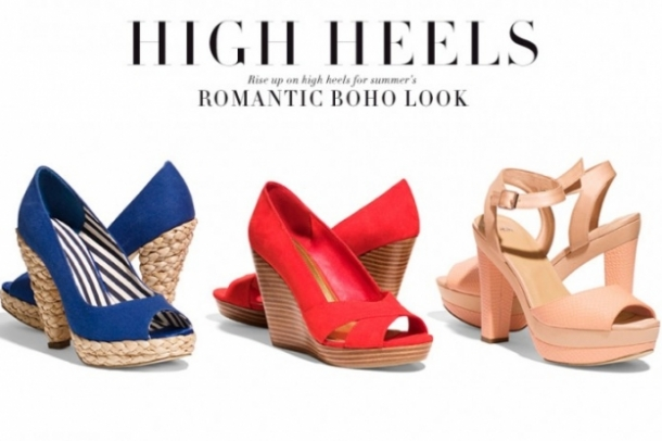 H&M High Heels Shoes