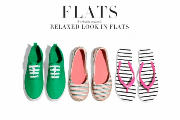 H&M Flat Shoes