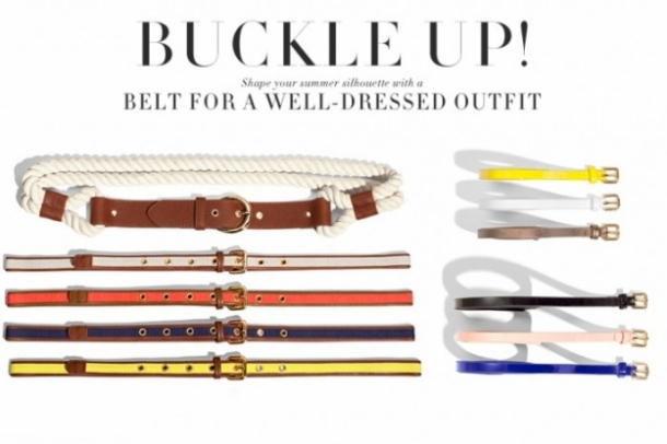 H&M Belts