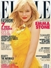 Emma Stone Covers 'Elle' July 2011