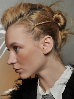 hair braiding styles 2011 stylish updos 6016