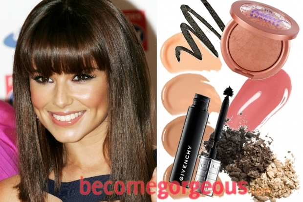 Cheryl Cole Makeup Ideas