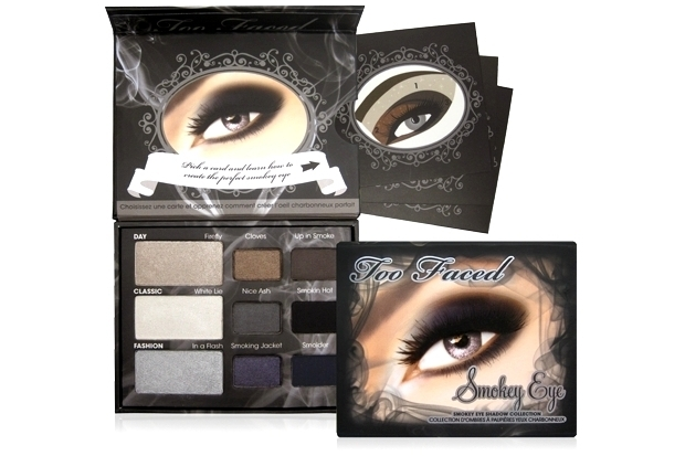 Too Faced Smokey Eyes Fall 2011
