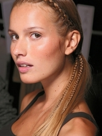 Stylish Summer Updos