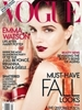 Emma Watson Covers Vogue US July 2011