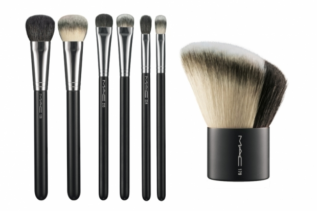 MAc Semi Precious Summer Brushes 2011