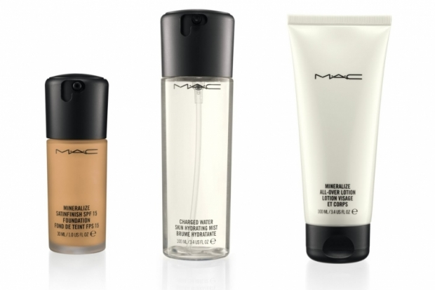 MAC Semi Precious Summer 2011 Skin Care
