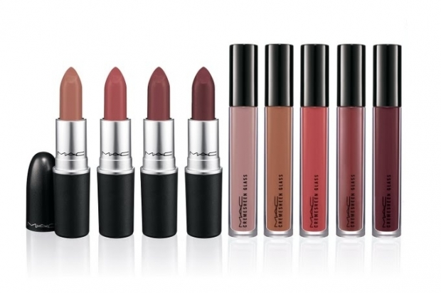 MAC Semi Precious Cremesheen Glass and Lipsticks