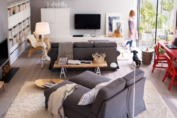 IKEA Living Room Design Collection 2011