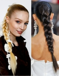 Flirty Braided Hairstyle Ideas