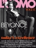 Beyonce Covers L'Uomo Vogue July/August 2011