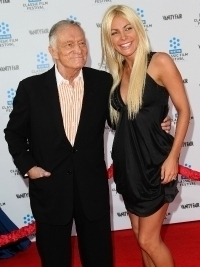 Hugh Hefner and Crystal Harris Cancel Wedding