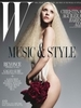 Christina Aguilera Covers W Magazine June 2011