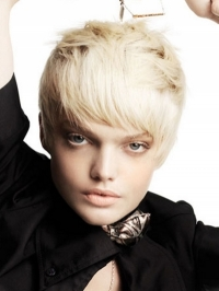 Super-Glossy Short Hairstyles