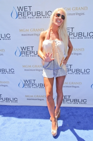 Heidi Montag Hot Body 2011