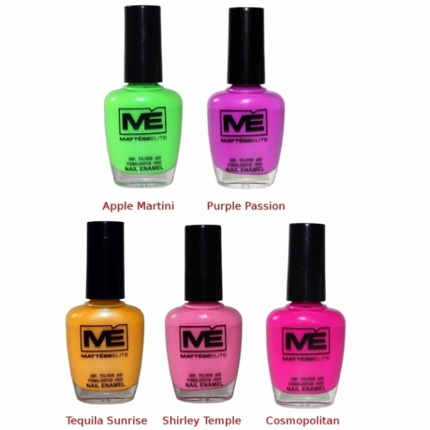 Mattese Elite Nail Polish Collection