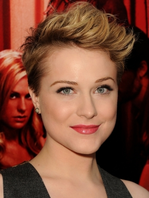 Evan Rachel Wood Short Hair