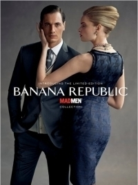 Banana Republic Mad Men Inspired Collection