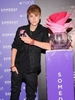 Justin Bieber Knocked Down by Man at Perfume Launch