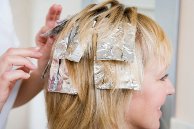 Hair Coloring Terms What are Highlights Lowlights