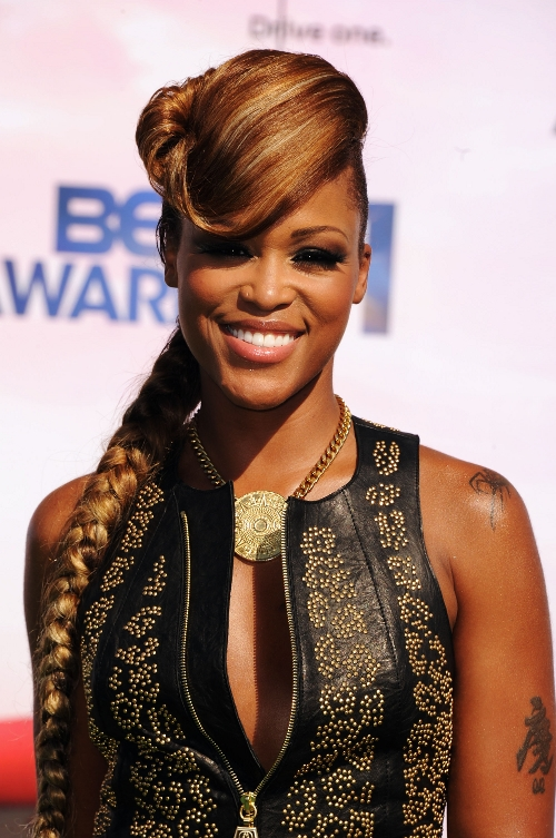 Celebrity Hairstyles from 2011 BET Awards|