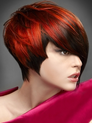 Red Hair Color Idea