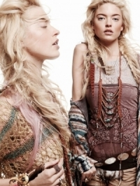 Free People June 2011 Lookbook: Call of the Wild