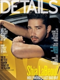 Shia LaBeouf Covers Details, Admits Hooking Up With Megan Fox