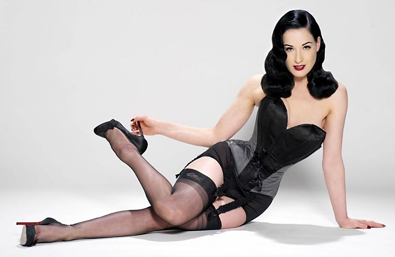 Dita Von Teese to Release Her Own Fragrance.