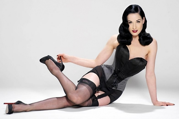 Dita Von Teese to Release Her Own Fragrance