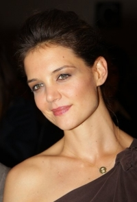 Katie Holmes Named Face of the Future by MaxMara