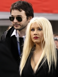 Christina Aguilera and Boyfriend Arrested