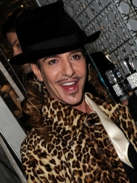 John Galliano Headed to Rehab