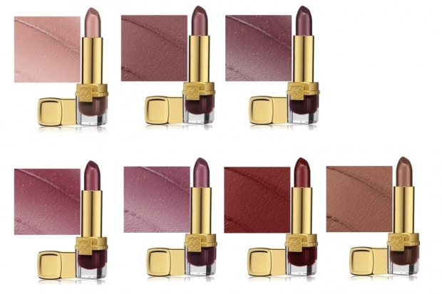 Mauve Plum Pure Color Lipsticks by Estee Lauder