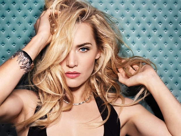 Kate Winslet Covers Glamour US April 2011