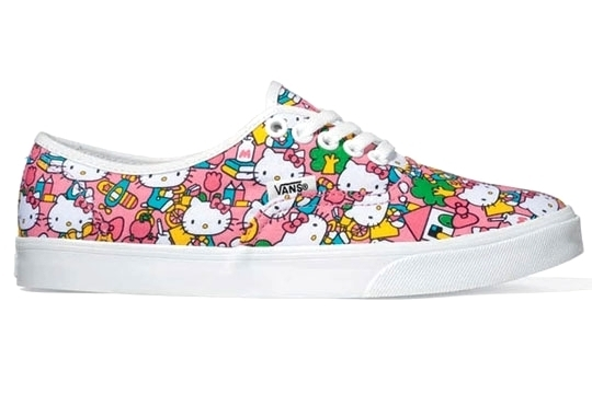 Hello Kitty Vans Sneakers 2011