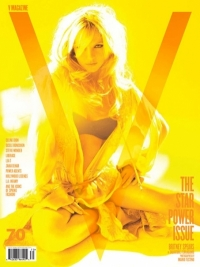 Britney Spears Covers 'V' Magazine Spring 2011