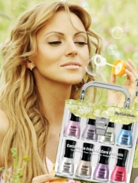Nubar Spring Garden Nail Polish Collection 2011