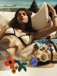 Louis Vuitton 'Ailleurs' Summer 2011 Collection