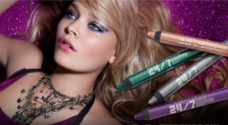 Urban Decay New Eye Shadow Palettes Spring 2011.