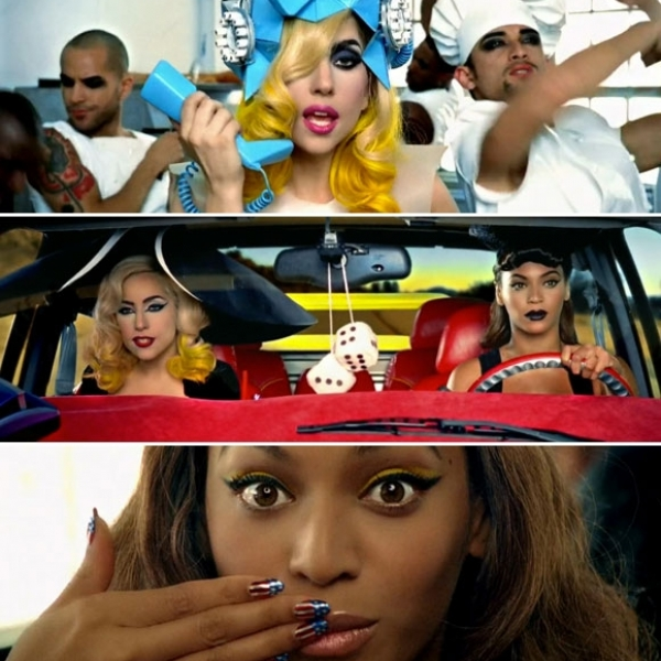 Beyonce Wants to Take Lady Gaga Down