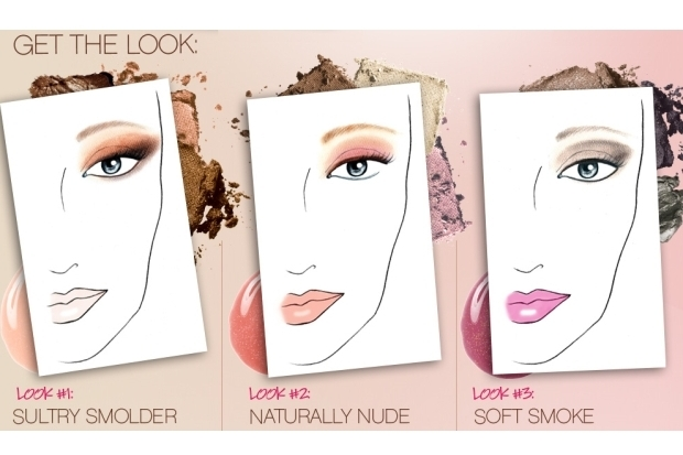 Softbox Summer 2011 MakeupLooks by Smashbox
