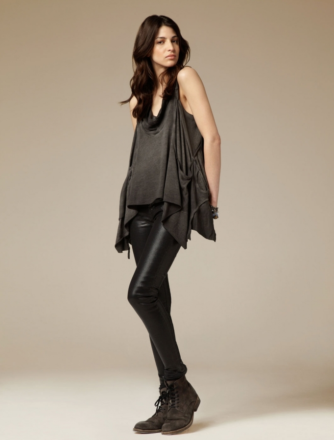 All Saints Spring Summer 2011 Lookbook