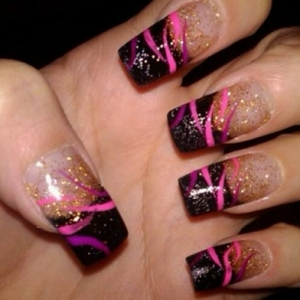 Bright nail art designs make 2011 your boldest and brightest year with the colorful nail art designs presented in this fab gallery whether your stuff are animal print nail art or prinsesfo Gallery