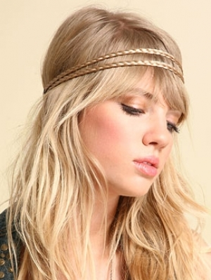 Marvelous Maddyson Roam Fashionistas Delight Boho Headband Styles 2011 Hairstyle Inspiration Daily Dogsangcom