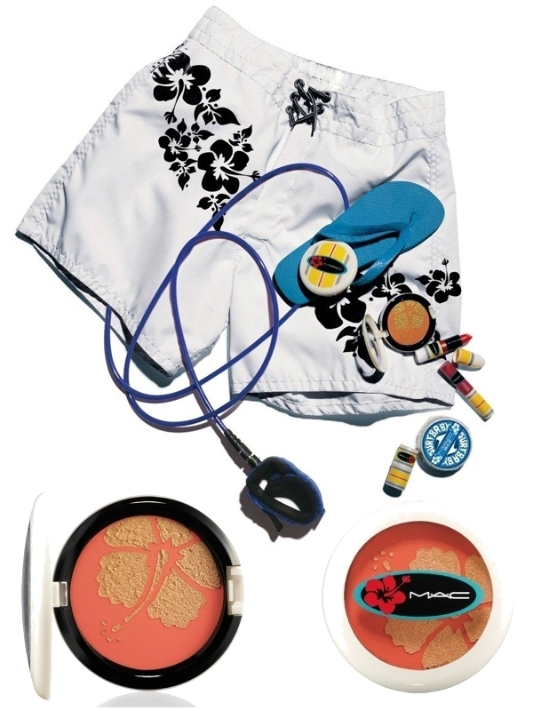 Mac Surf Baby Summer 2011 Makeup Collection